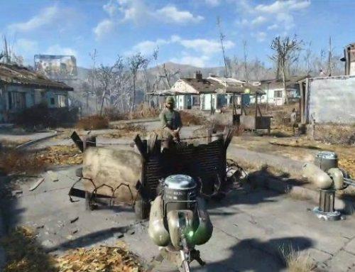 Construir en Fallout 4 (parte 1)