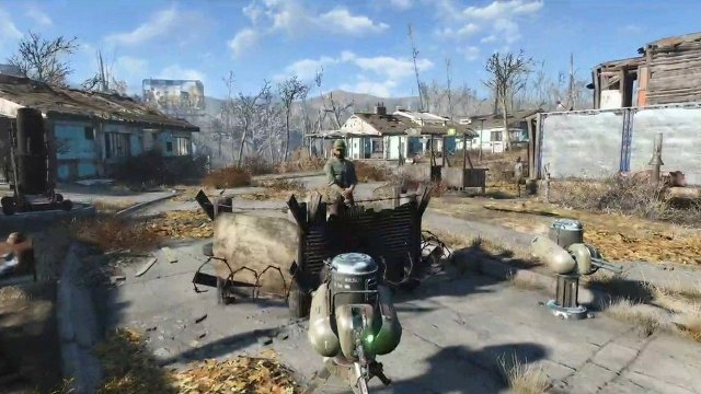 Photo of Construir en Fallout 4 (parte 1)