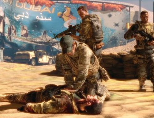 Spec Ops: The Line – Locura en Dubai