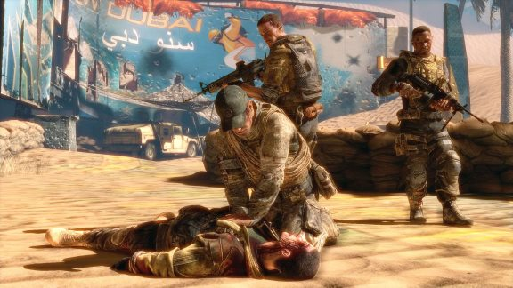 Photo of Spec Ops: The Line – Locura en Dubai