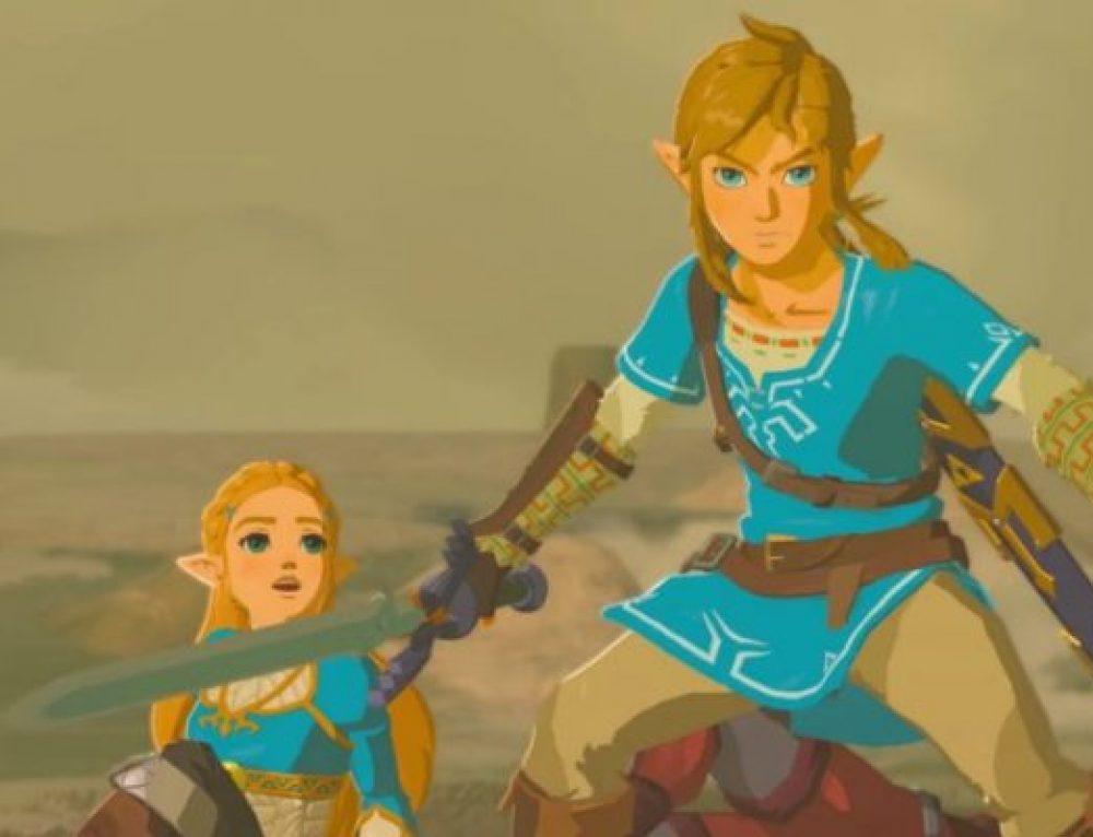 The Legend of Zelda: Breath of The Wild, una obra maestra.