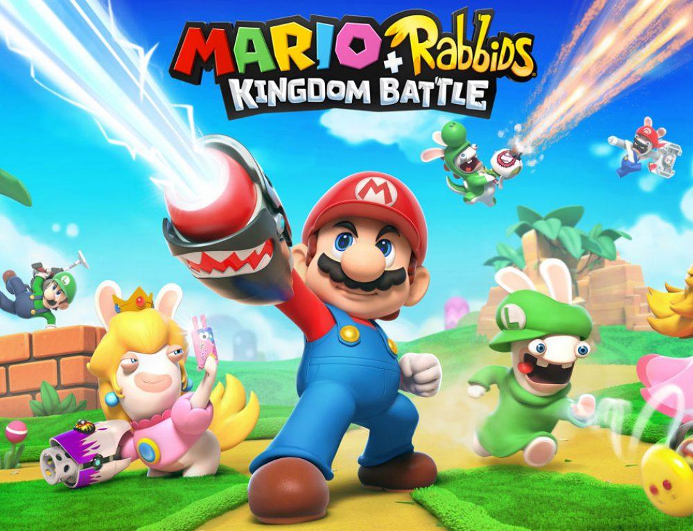 Mario + Rabbids Kingdom Battle, Nintendo+Ubisoft análisis