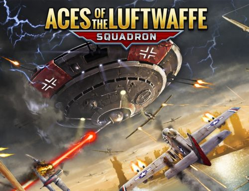 Aces of the Luftwaffe – Squadron, análisis de altos vuelos