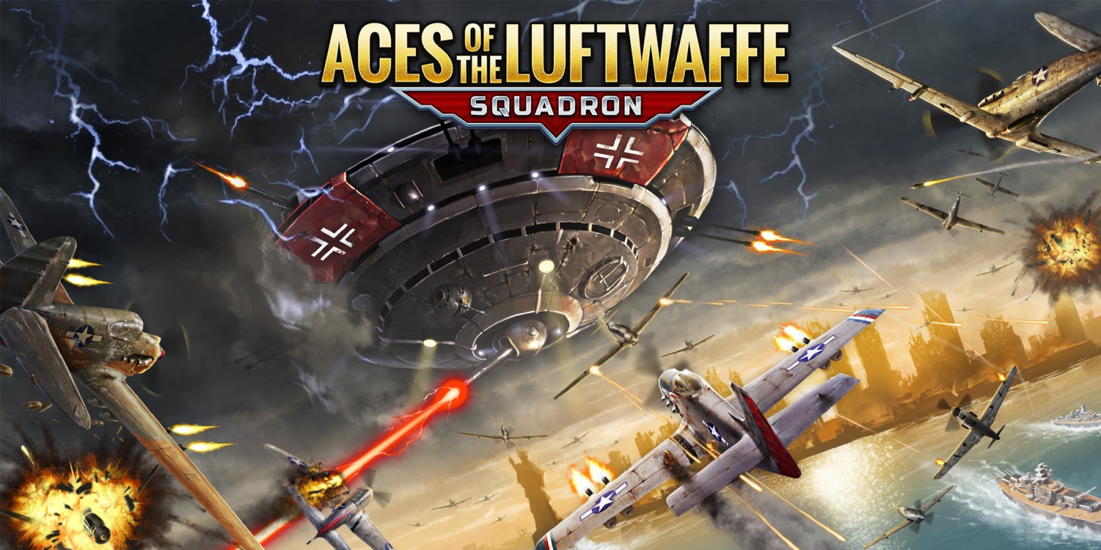 Photo of Aces of the Luftwaffe – Squadron, análisis de altos vuelos
