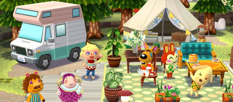 animal crossing pocket camp animals