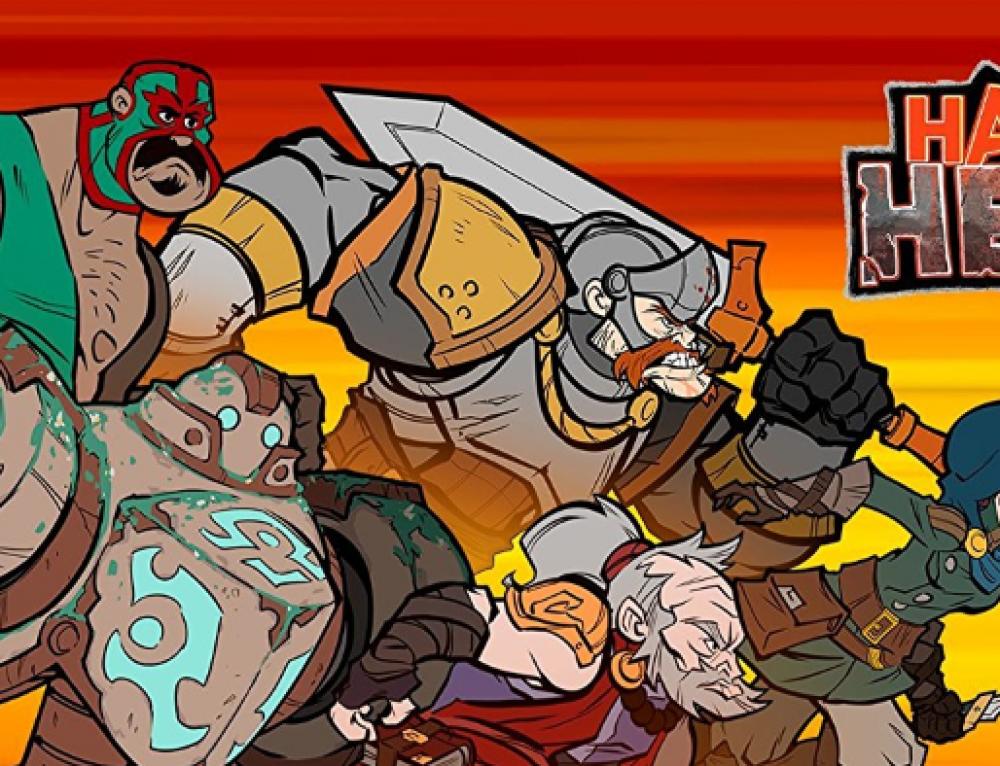 Has Been Heroes – Roguelike hardcore, análisis