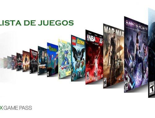 Lista de juegos de Xbox Game Pass (actualizada)