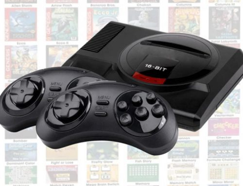 Sega y su MegaDrive Mini