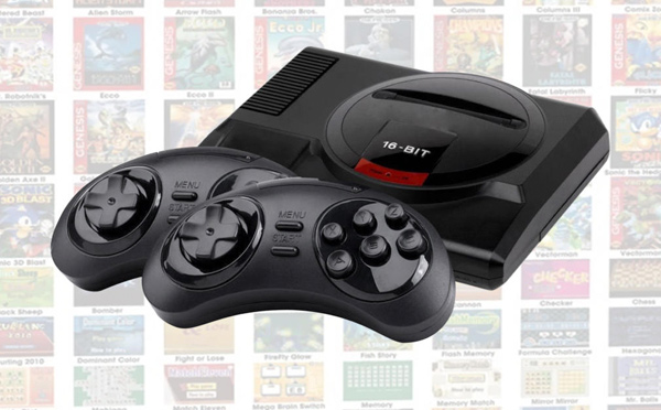 Photo of Sega y su MegaDrive Mini