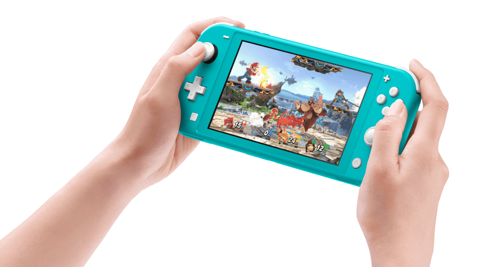 Photo of Todo sobre Nintendo Switch Lite