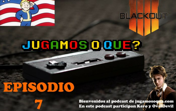 Podcast de videojuegos 7