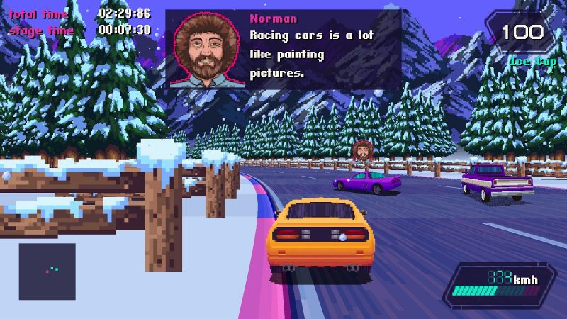 Bob ross slipstream