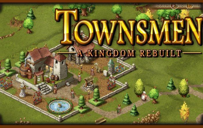 Townsmen logo