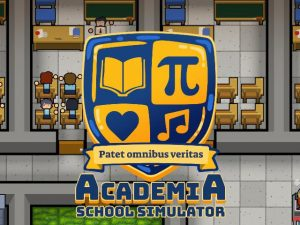 school simulator cover