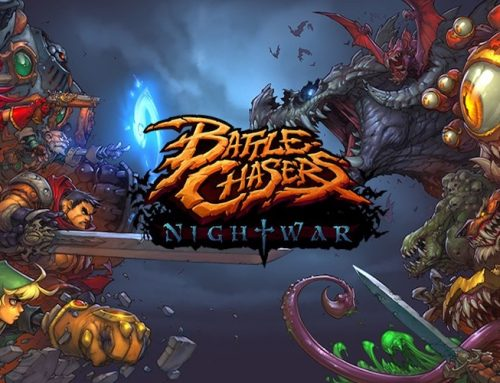 Battle Chasers: Nightwar, RPG de la vieja escuela