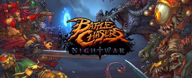 Battle Chasers Chase