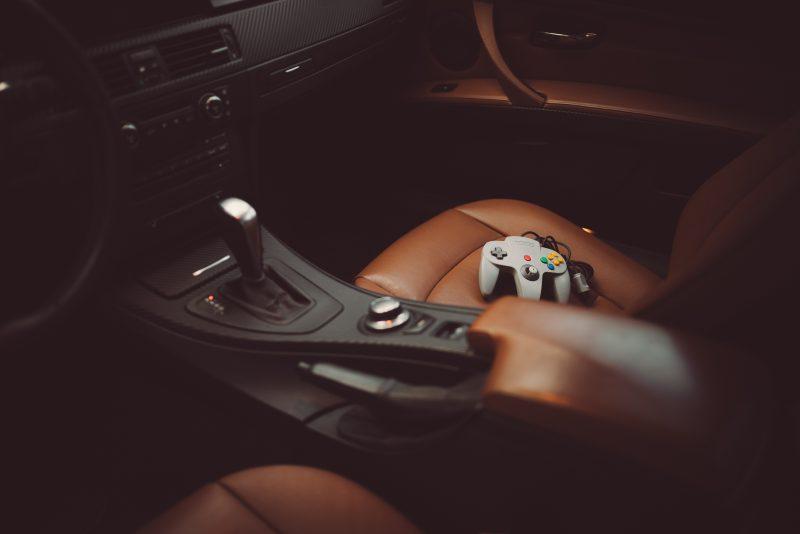 silla gaming coche