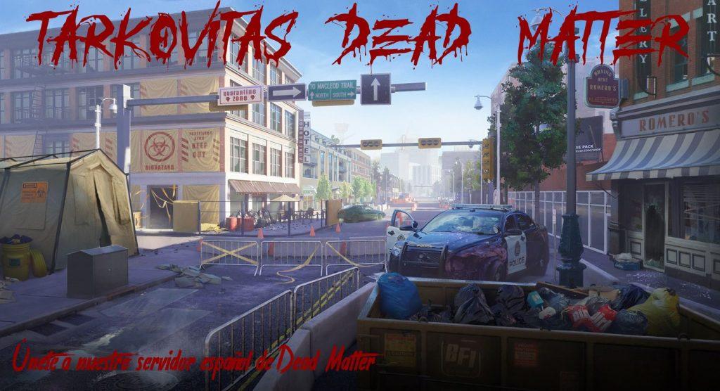 dead matter tarkovitas