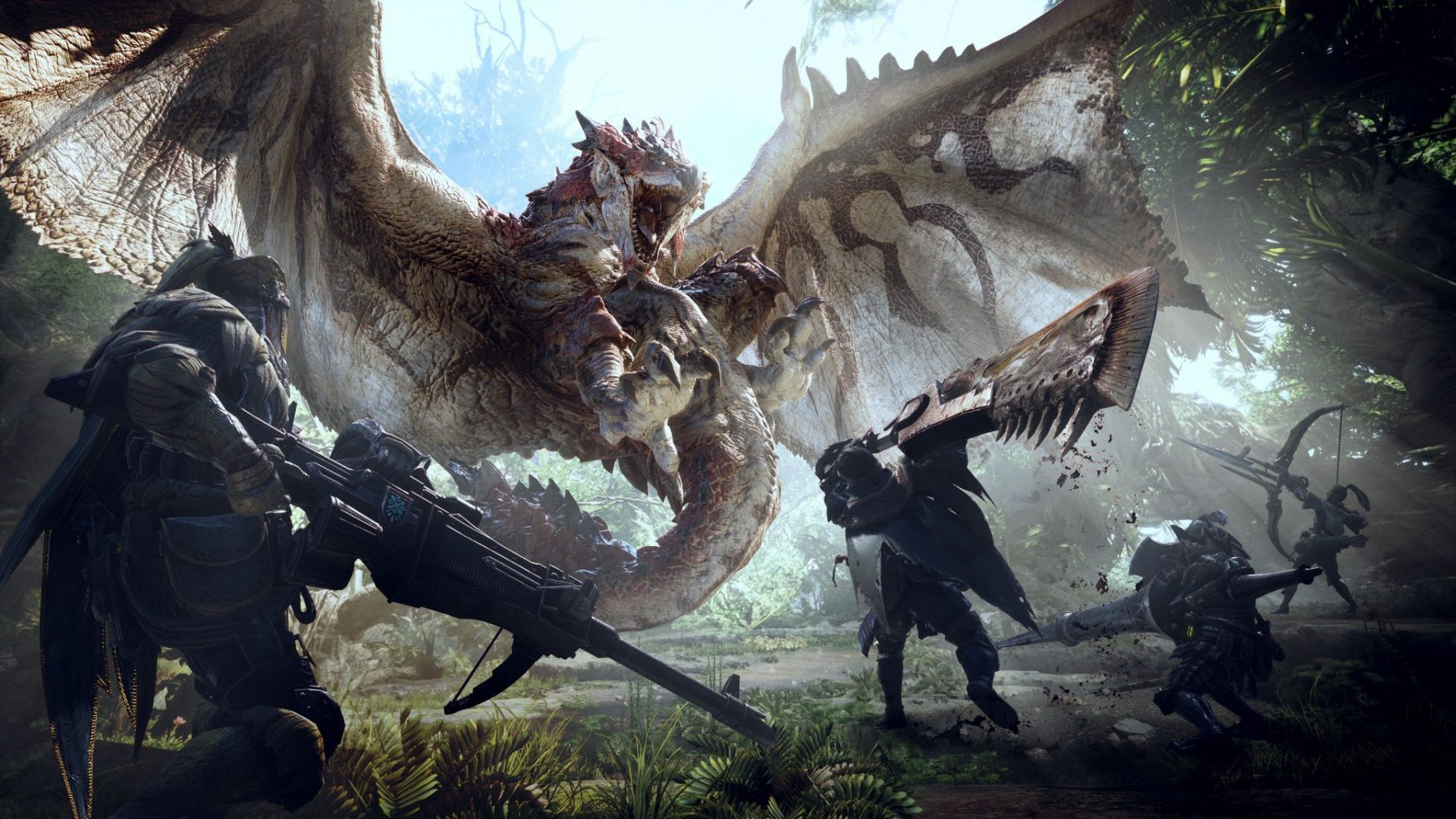 Photo of Análisis de Monster Hunter World, la saga vuelve renovada