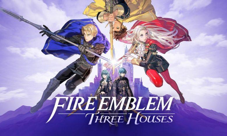fire emblem portada