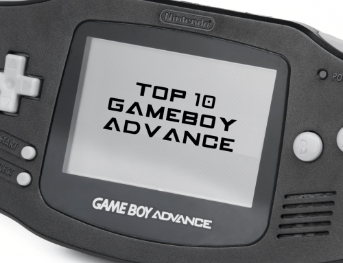 Top 10 juegos de GameBoy Advance