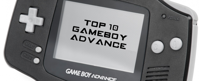 top10 game boy advance