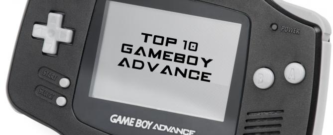 top10 game boy advance
