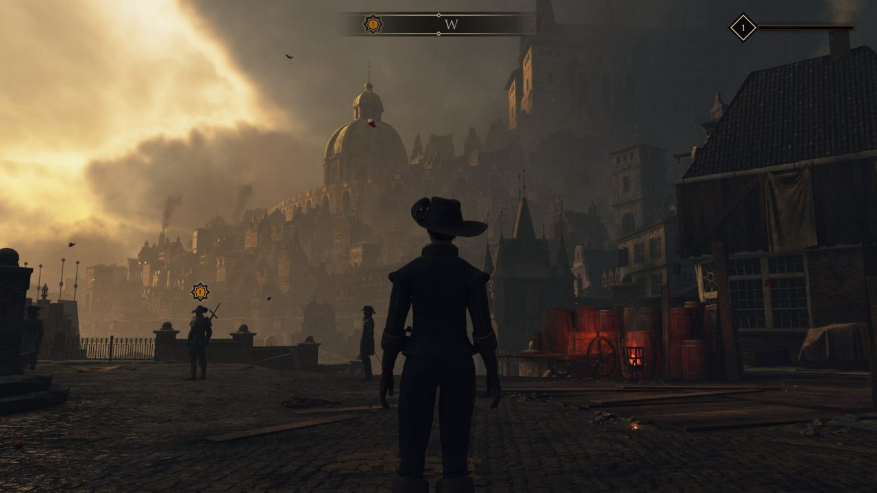 greedfall anviropment