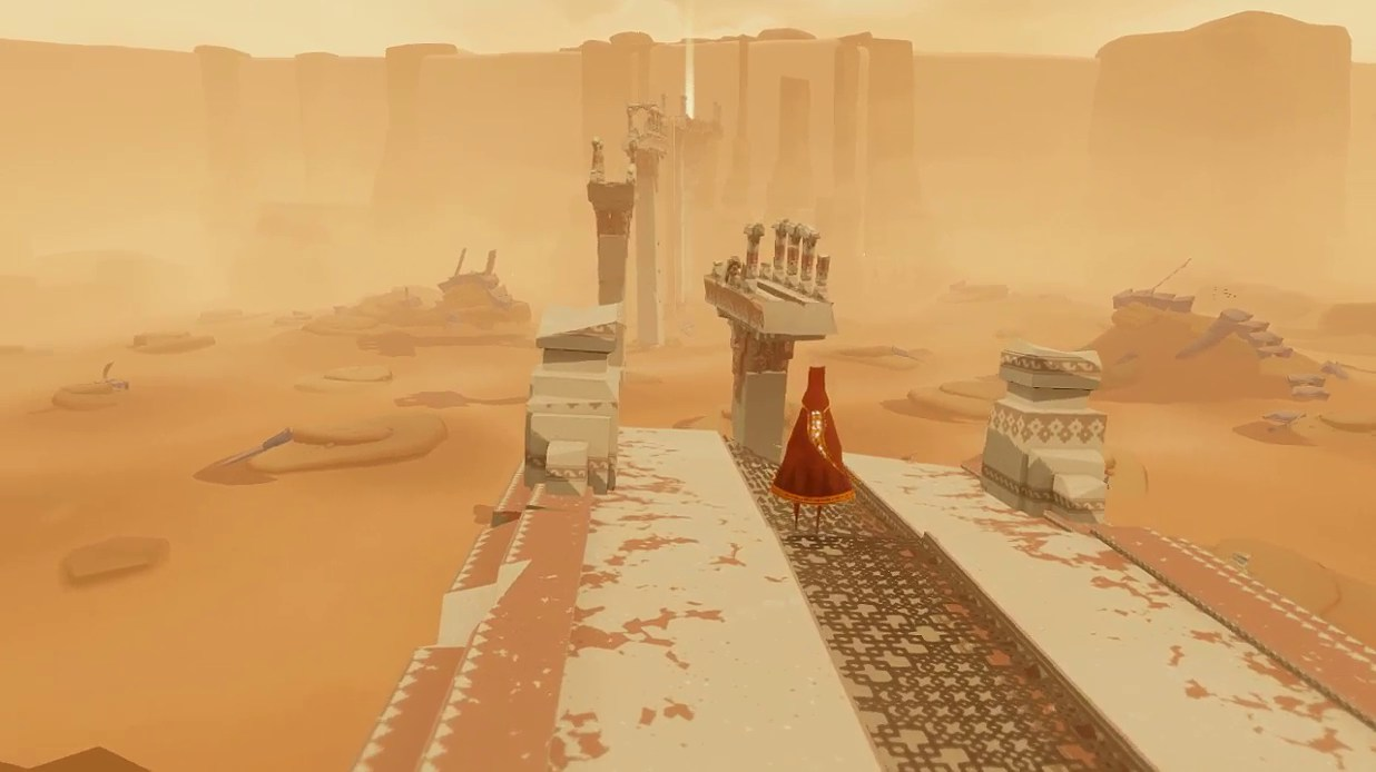 Journey playstation