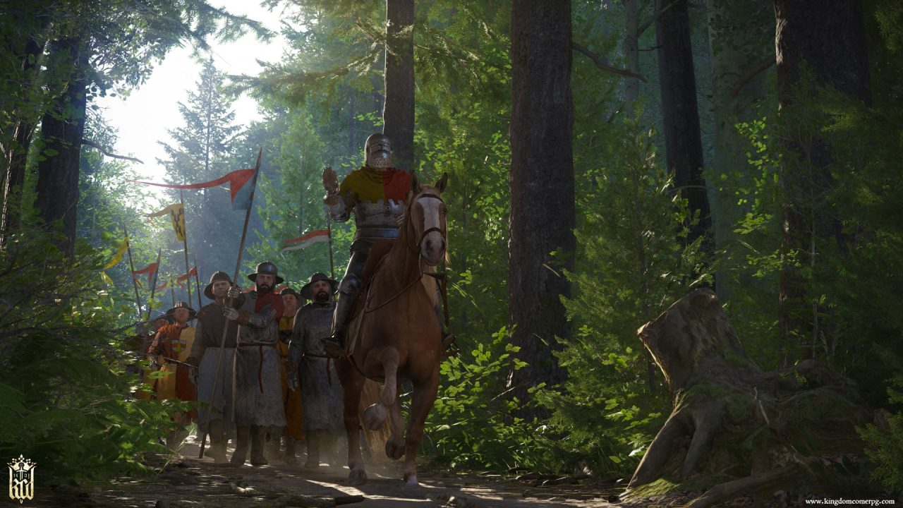 Kingdom Come forest