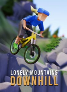 lonely mountains downhill cover