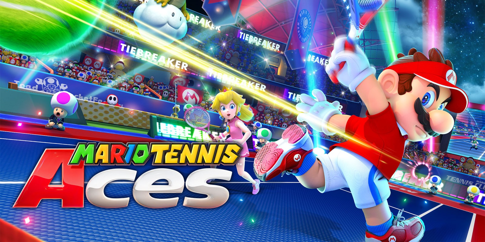 Photo of Mario Tennis Aces, impresiones
