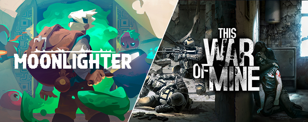 Photo of Moonlighter y This War Of Mine gratis en Epic Games Store