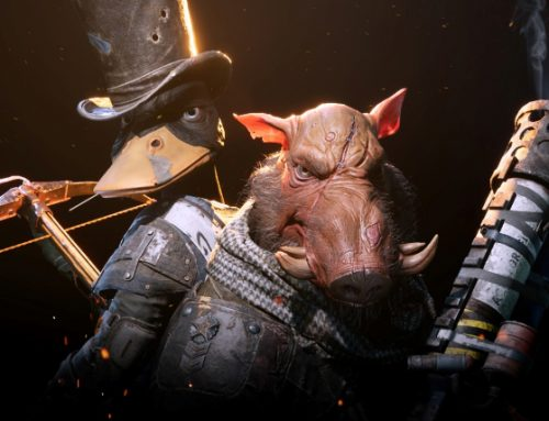 Mutant Year Zero: Road To Eden análisis