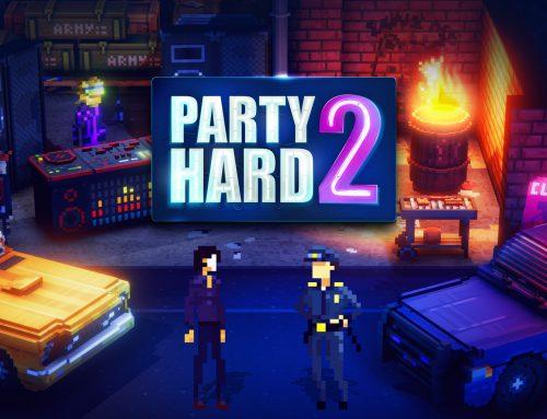 Análisis de Party Hard 2, ahora con más contenido