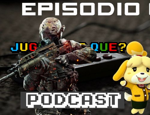 Episodio 6 – ¡NINTENDO DIRECT, BLACK OPS 4 ETC.!