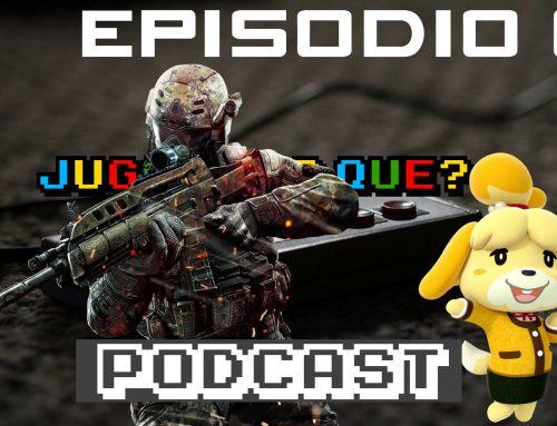 Episodio 6 – ¡NINTENDO DIRECT, BLACK OPS 4 ETC.!
