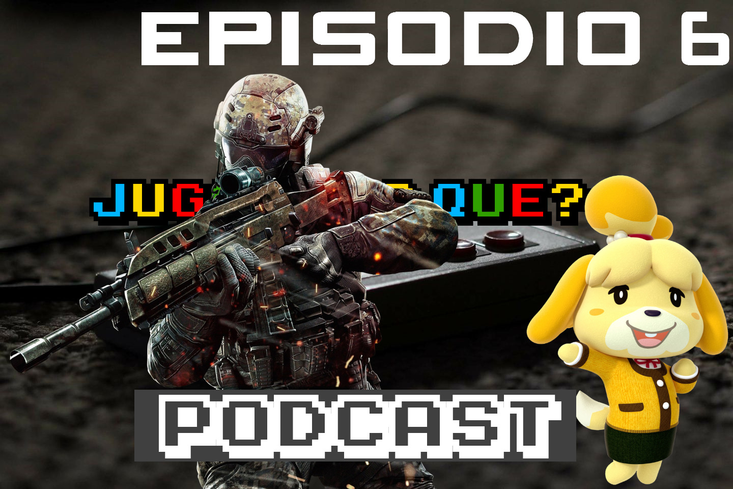Photo of Episodio 6 – ¡NINTENDO DIRECT, BLACK OPS 4 ETC.!