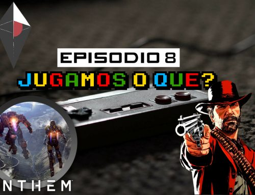 Podcast episodio 8 – ¡RED DEAD REDEMPTION 2, ANTHEM Y MÁS!