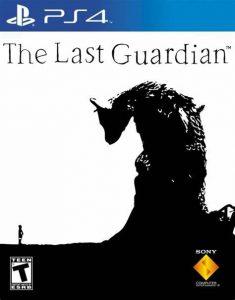 the last guardian caratula